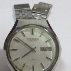 Relojes - Citizen: RELOJ AUTOMÁTICO CITIZEN 21 JEWELS. Lote 108456755