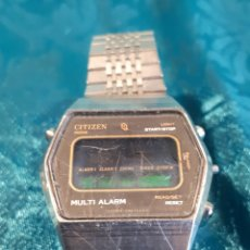 Relojes - Citizen: RELOJ DIGITAL CITIZEN PARA REPARAR. QUARTZ.. Lote 154058216