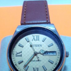 Relojes - Citizen: CITIZEN - AUTOMATICO. FUNCIONANDO. 36/38 MM, C/C. DESCRIP. Y FOTOS.. Lote 132720781