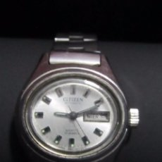 Relojes - Citizen: RELOJ AUTOMÁTICO CITIZEN 17 JEWELS - CON ESTUCHE. Lote 115100775