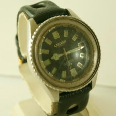 Relojes - Citizen: MUY RARO CITIZEN DIVER 68-5372 DIVER PARAWATER 150M AUTOMATIC. Lote 117307155