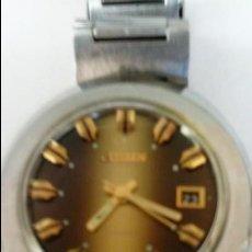 Relojes - Citizen: RELOJ CITIZEN AUTOMÁTICO. Lote 118703563