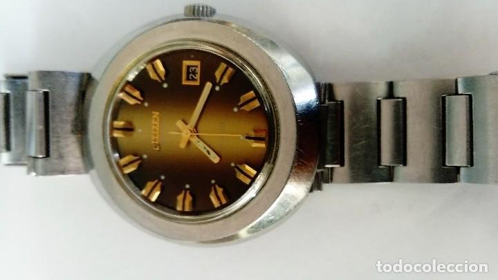 Relojes - Citizen: Reloj Citizen Automático - Foto 2 - 118703563