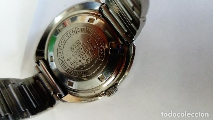 Relojes - Citizen: Reloj Citizen Automático - Foto 3 - 118703563