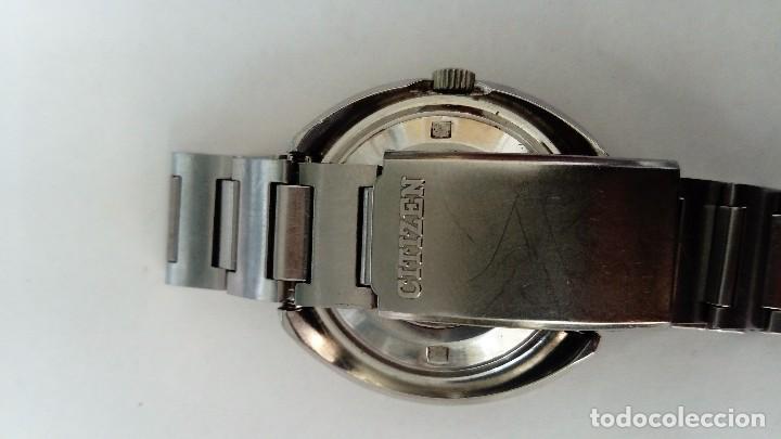 Relojes - Citizen: Reloj Citizen Automático - Foto 5 - 118703563