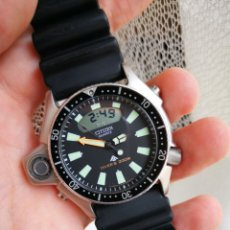 Relojes - Citizen: CITIZEN AQUALAND C520, JP2000. Lote 121102383