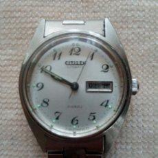 Relojes - Citizen: RELOJ PULSERA CÍTIZEN AUTOMATIC 21 JEWELS. Lote 123324287