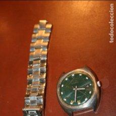 Relojes - Citizen: CITIZEN AUTOMATIC 17 , FUNCIONANDO. CADENA SUELTA Y CRISTAL RAYADO. VER FOTOS. Lote 125056287