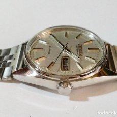 Relojes - Citizen: CITIZEN AUTOMATIC 34 M/M. Ø DE CAJA , 21 JEWELS . PULSERA CITIZEN, TODO DE ACERO.. Lote 130563570