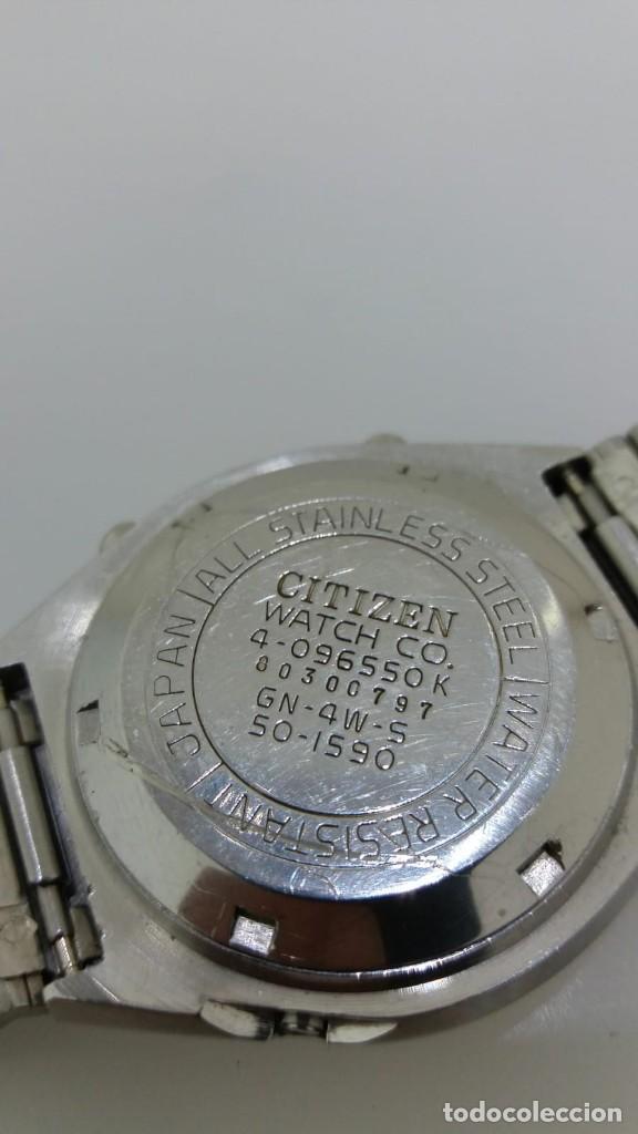 Relojes - Citizen: Relo Citizen Cryston LC Digital años 80 - Foto 5 - 130842500