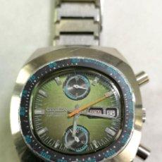 Relojes - Citizen: CITIZEN CHRONOGRAPH 8110. AUTOMÁTICO. ACERO. FUNCIONA. JAPÓN. AÑOS 70. Lote 133844638