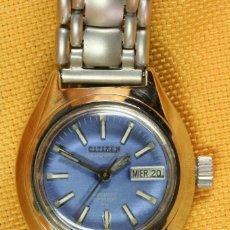 Relojes - Citizen: RELOJ DE PULSERA AUTOMÁTICO. CITIZEN. COSMOSTAR V2. SUPERBEAT 21J. Lote 133927614