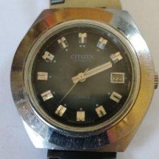 Relojes - Citizen: RELOJ CITIZEN AÑOS 60 AUTOMATICO. Lote 134039894