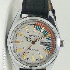 Relojes - Citizen: VINTAGE RELOJ DEPORTIVO CITIZEN 38 MM. Lote 134345322