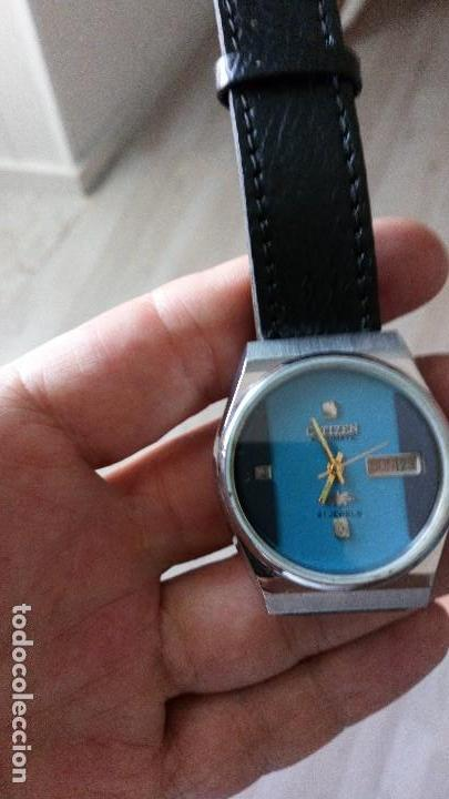 Relojes - Citizen: VINTAGE RELOJ DEPORTIVO CITIZEN COMO NUEVO - Foto 2 - 134369522
