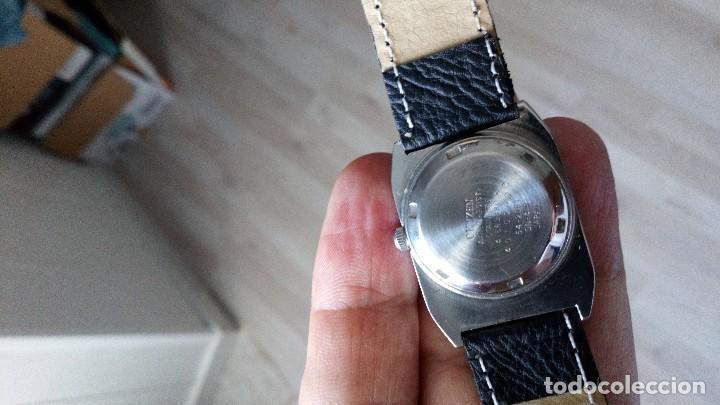 Relojes - Citizen: VINTAGE RELOJ DEPORTIVO CITIZEN COMO NUEVO - Foto 4 - 134370158
