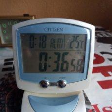 Relojes - Citizen: RARO RELOJ DESPERTADOR CITIZEN. Lote 136418157