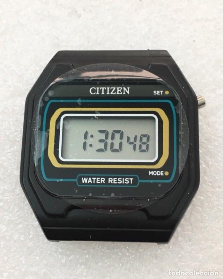 RELOJ CITIZEN NUEVO, LA PARTE DEL PASADOR ESTÁ ROTA, 35 MM ESFERA. (Relojes - Relojes Actuales - Citizen)