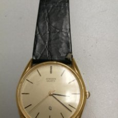 Relojes - Citizen: ANTIGUO RELOJ CITIZEN QUARTZ AÑOS 80, NO FUNCIONA. Lote 147686886