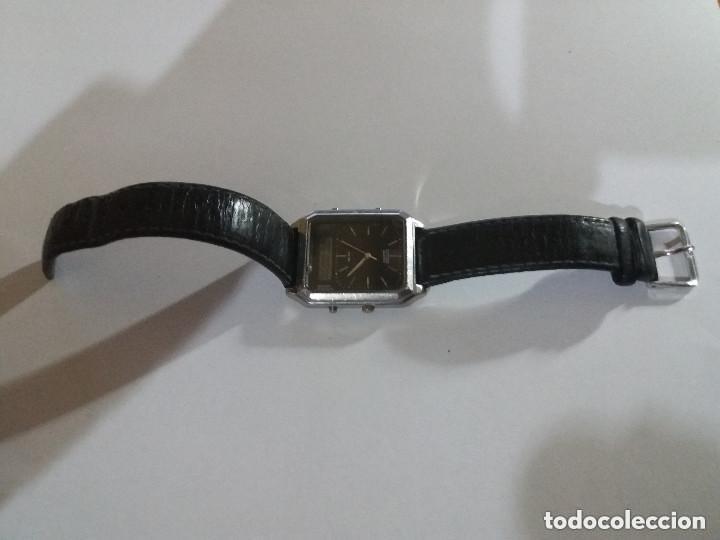 Relojes - Citizen: reloj citizen analógico digital, vintage, funciona, leer. - Foto 3 - 148032094