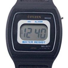 Relojes - Citizen: RELOJ CITIZEN DIGITAL, VINTAGE, FUNCIONANDO, 26 MM, SCC, VINTAGE.. Lote 149951134