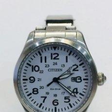 Relojes - Citizen: RELOJ CITIZEN ECO-DRIVE CLÁSICO. Lote 161267920