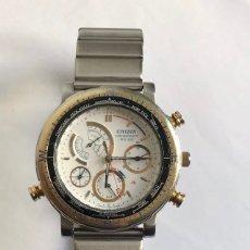 Relojes - Citizen: RELOJ VINTAGE CITIZEN 6750-G70196 CHRONOGRAPH JAPAN. Lote 151667466