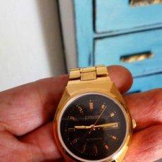 Relojes - Citizen: VINTAGE CITIZEN AUTOMATICO NUEVO DORADO. Lote 155795166