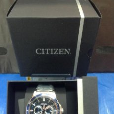 Relojes - Citizen: ESTUCHE O CAJA PARA RELOJ CITIZEN ¡¡NUEVO!! (VER FOTOS). Lote 220870363