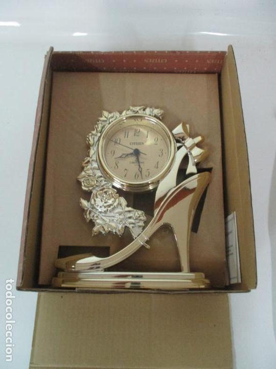 Relojes - Citizen: Reloj de Sobremesa - Marca Citizen - con Caja y Certificado - Nuevo a Estrenar - Foto 2 - 162538390