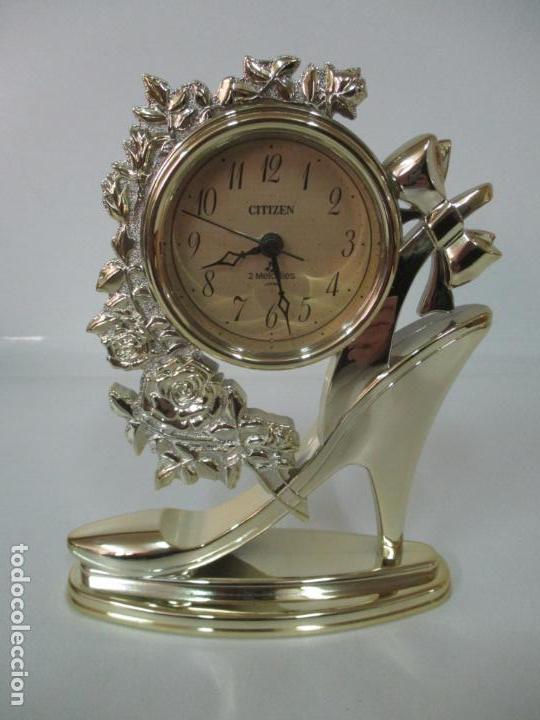 Relojes - Citizen: Reloj de Sobremesa - Marca Citizen - con Caja y Certificado - Nuevo a Estrenar - Foto 3 - 162538390