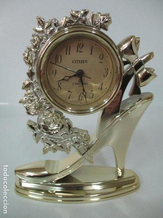 Relojes - Citizen: Reloj de Sobremesa - Marca Citizen - con Caja y Certificado - Nuevo a Estrenar - Foto 4 - 162538390
