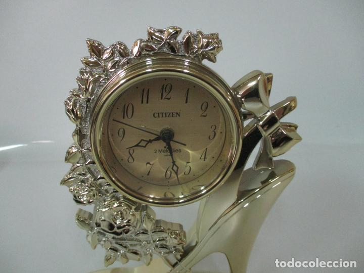 Relojes - Citizen: Reloj de Sobremesa - Marca Citizen - con Caja y Certificado - Nuevo a Estrenar - Foto 6 - 162538390