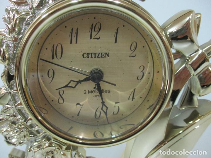 Relojes - Citizen: Reloj de Sobremesa - Marca Citizen - con Caja y Certificado - Nuevo a Estrenar - Foto 7 - 162538390