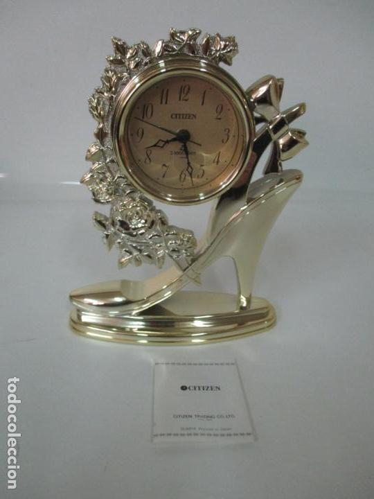 Relojes - Citizen: Reloj de Sobremesa - Marca Citizen - con Caja y Certificado - Nuevo a Estrenar - Foto 16 - 162538390