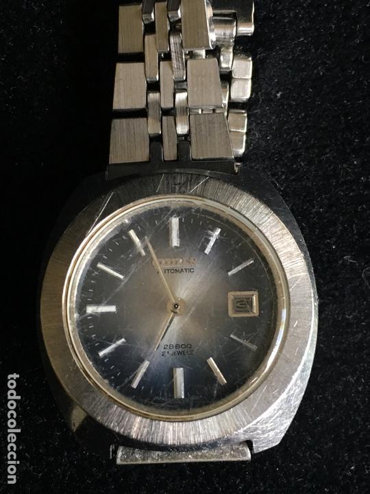 RELOJ DE LA MARCA CITIZEN AUTOMATIC 21 JEWELS (Relojes - Relojes Actuales - Citizen)