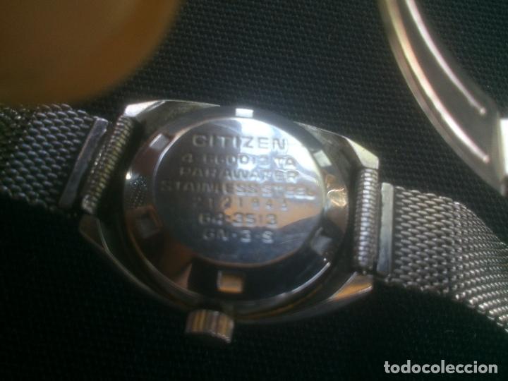 Relojes - Citizen: CITIZEN DE MUJER AUTOMATICO FUNCIONA CORRECTAMENTE - Foto 6 - 166705010