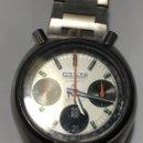 Relojes - Citizen: CITIZEN BULLHEAD CRONOGRAFO AUTOMATICO MODELO PARA COLECCIONISTAS EN ACERO COMPLETO. Lote 168193973