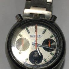 Watches - Citizen - Citizen Bullhead Cronografo Automatico modelo para coleccionistas en acero completo - 168193973