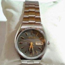 Relojes - Citizen: AUTOMATICO CITIZEN DE HOMBRE 37,4 M/M. - C/C.. Lote 169679292