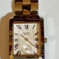Relógios - Citizen: ORIENT WATCH QUARTZ 27 X 38 M/M. C/C. FUNCIONA BIÉN . Lote 170488280
