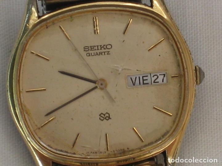 Relojes - Citizen: Antiguo reloj Seiko. No esta probado. - Foto 4 - 171356489