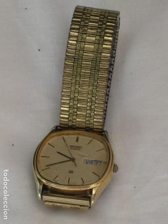 Relojes - Citizen: Antiguo reloj Seiko. No esta probado. - Foto 8 - 171356489