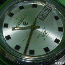 Relojes - Citizen: DIFICIL CITIZEN V2 SEVEN-STAR 1970 AUTOMATICO 23 RUBIS PARAWATER CALENDARIO VINTAGE MADE IN JAPAN. Lote 173314274