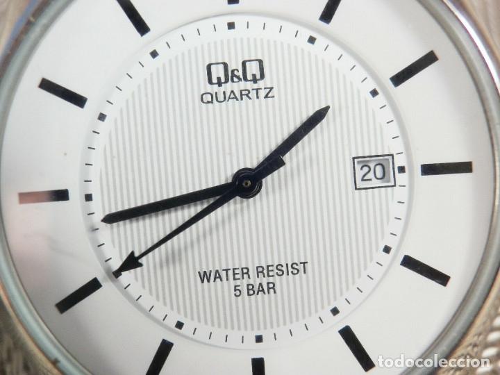 ELEGANTE RELOJ DE CABALLERO CASA CITIZEN FIN STOK SUMERGIBLE 50M LOTE WATCHES (Relojes - Relojes Actuales - Citizen)