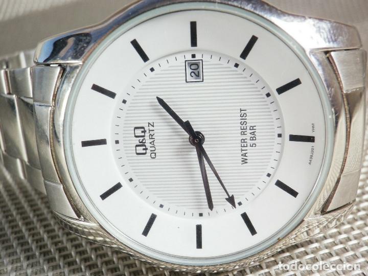 Relojes - Citizen: ELEGANTE RELOJ DE CABALLERO CASA CITIZEN FIN STOK SUMERGIBLE 50M LOTE WATCHES - Foto 2 - 173878849
