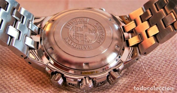 Relojes - Citizen: CITIZEN CRONO AV0030-60A CALIBRE 2100 ECO-DRIVE - Foto 4 - 174227729