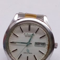 Relojes - Citizen: RELOJ CITIZEN QUARTZ CRYSTRON. Lote 175495440