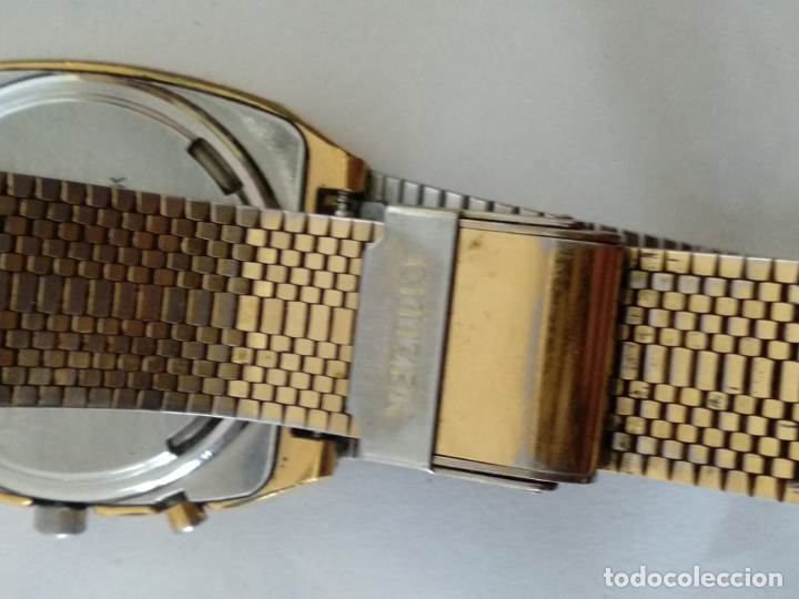 Relojes - Citizen: reloj citizen digital y analógico 41-8021 japan - Foto 7 - 175918427