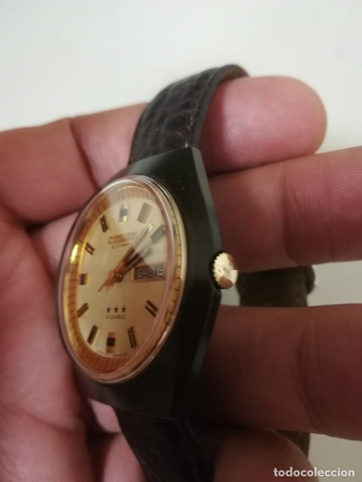 Relojes - Citizen: Reloj Citizen automático años 70 totalmente nuevo 3 estrellas 37 milímetros - Foto 3 - 177716298